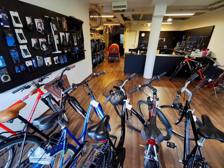 Nice Bike Pyörähuolto, Itä-Helsinki
